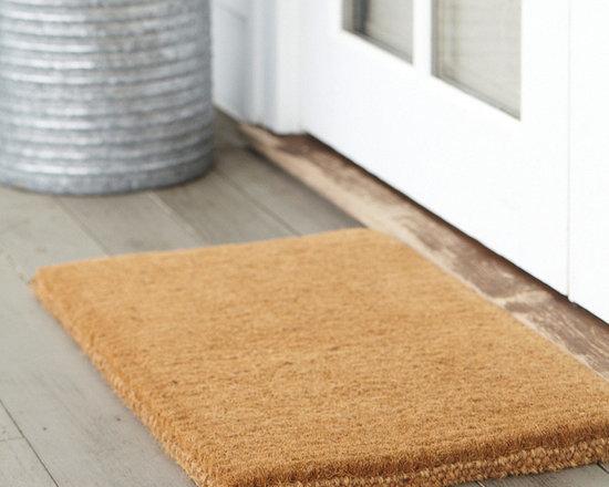 Classic Coir Doormat -