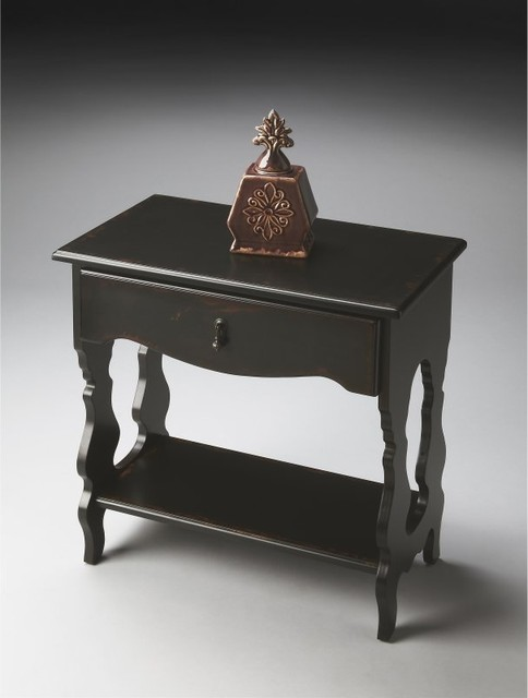 Butler Side Table - Midnight Rose Multicolor - 1569250 contemporary-furniture