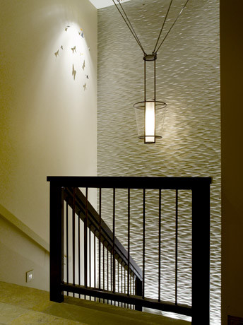 Lake Tahoe Modern contemporary-staircase