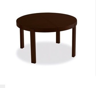 Calligaris Atelier Round Extension Table modern-dining-tables