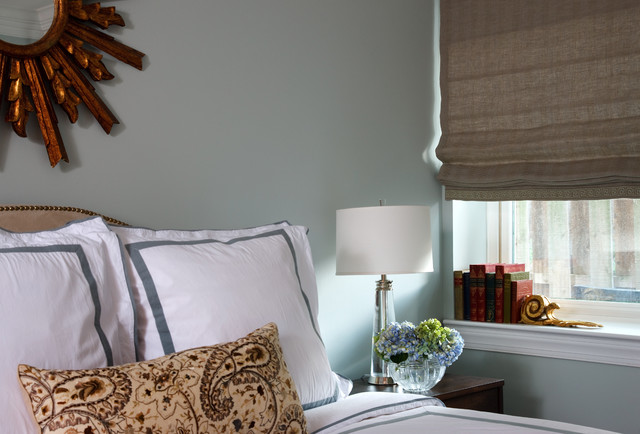 Captiol Hill Row House eclectic-bedroom
