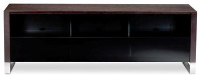 Cascadia TV Stand 8257, Chocolate Stained Walnut contemporary-media-storage