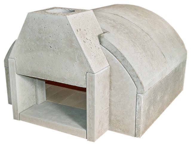 ... Model 855 Treasure Chest Wood Fired Oven Kit transitional-ovens