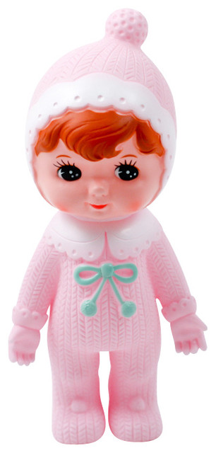 Woodland doll by Lapin and me, Soft Pink traditional-kids-toys