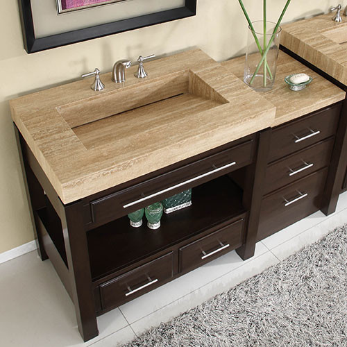 Modular bathroom vanities modern miami by vanities for bathrooms for Prefabricated bathroom cabinets