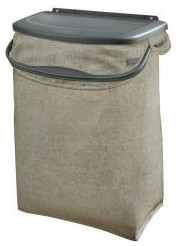 Contemporary Recycling Bins by Home Depot