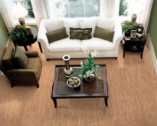 Real Cork Floors -