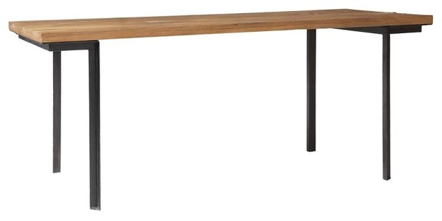 Industrial Dining Table modern-dining-tables