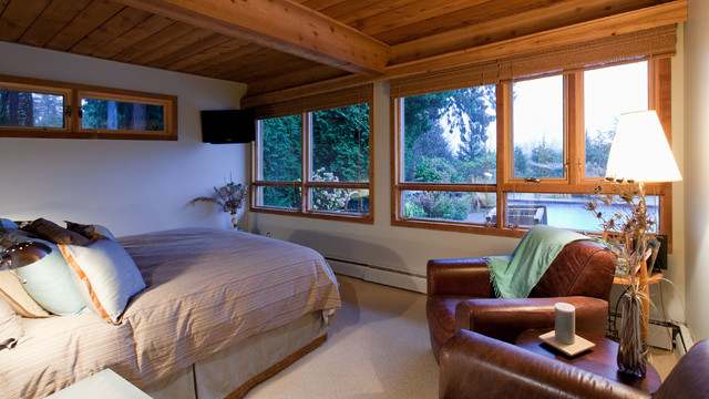 Edgemont Residence contemporary bedroom