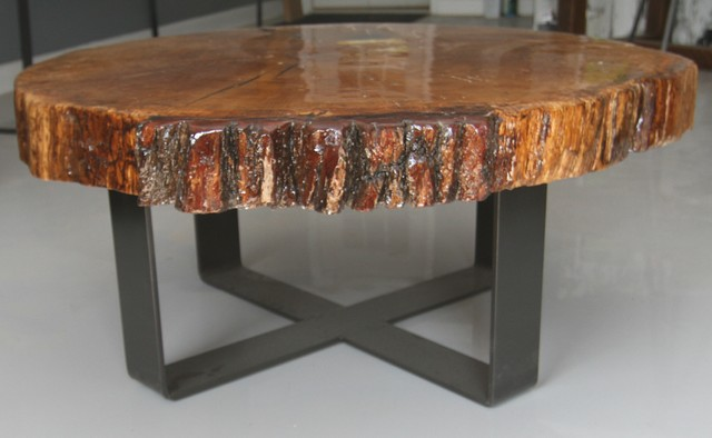 Reclaimed Tables modern-coffee-tables