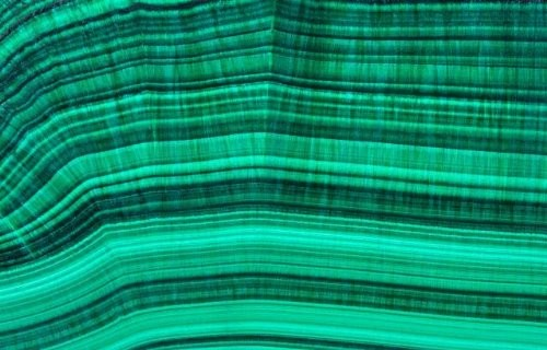 Malachite Mineral Peel-and-Stick Wall Decal eclectic-wallpaper
