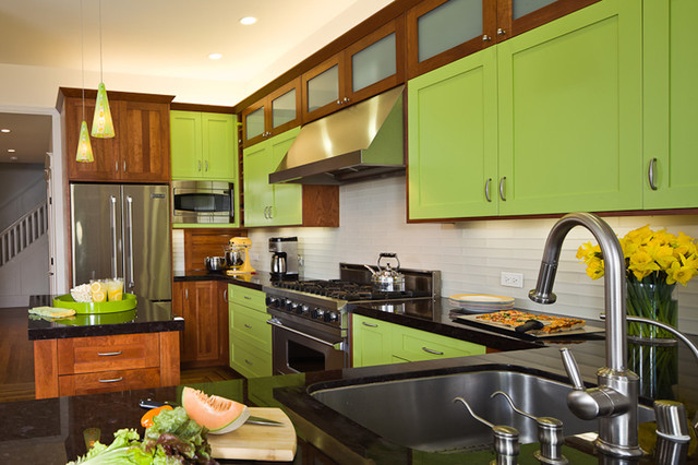 Contemporary  Kitchen  other metro  by Main Line Kitchen Design
