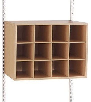 Configurations Shoe Cubby Unit - Contemporary - Closet Storage - by Target