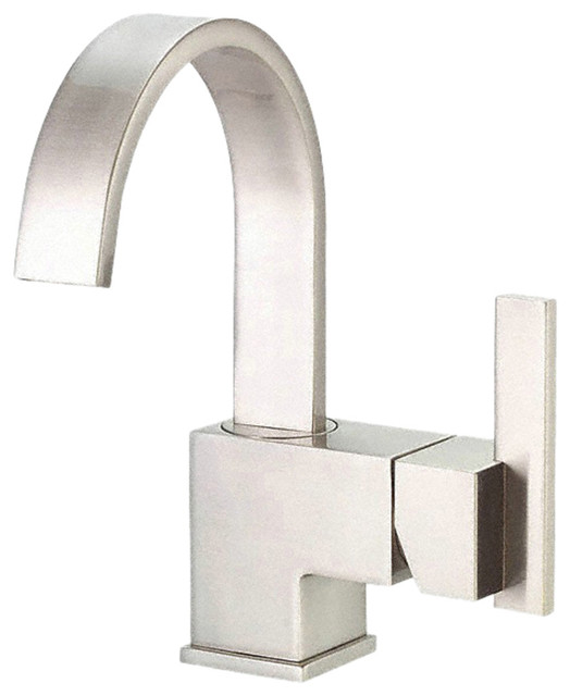 Danze D221544BN Brushed Nickel Faucet Side Handle modern-bathroom-faucets-and-showerheads