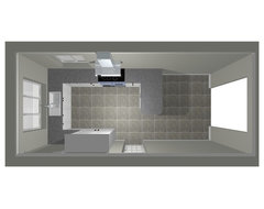 FB Kitchen - CAD Production OnePlan traditional