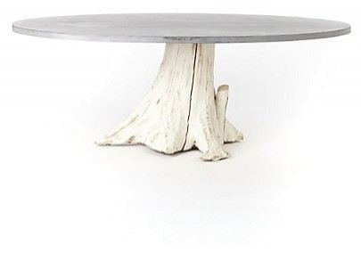 Mineral & Might Dining Table eclectic-dining-tables
