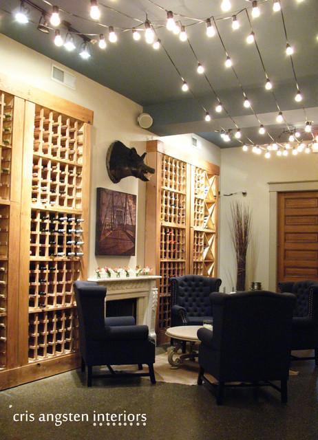 TerraMae traditional-wine-cellar
