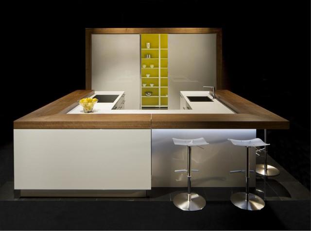 San Francisco Kitchen modern-rendering
