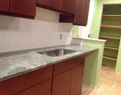 What Goes With Granite Counters