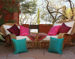 Garden Candy Summer 2012 collection contemporary pillows