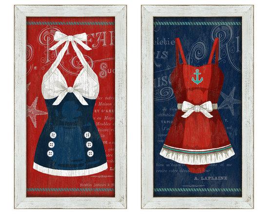 Framed Giclee Art Print -