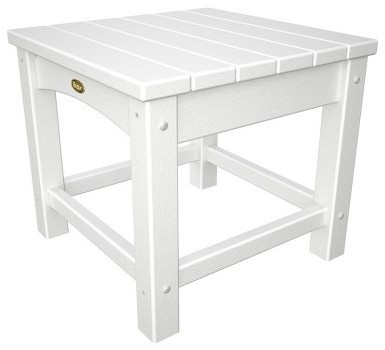 Trex Outdoor Furniture Rockport Club 18 in. Side Table modern-patio-furniture-and-outdoor-furniture