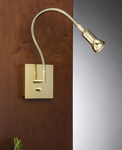 Wall Sconces Bedside : Holtkoetter - 6265 Bedside Reading Wall Sconce - Modern - by Interior Deluxe
