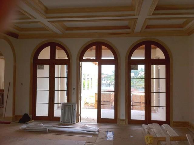 Custom Residence with Kolbe Windows & Doors mediterranean-windows-and-doors