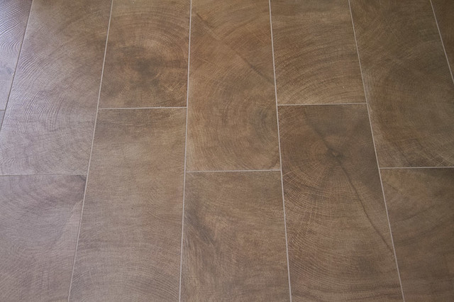 Crosscut Wood Flooring : Provenza tile contemporary wall and floor san