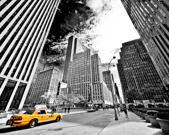 New York: Falling Lines -