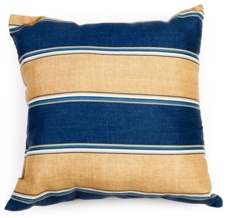 Terrace Living 16 x 16 Outdoor Toss Pillows - Set of 2 contemporary outdoor pillows