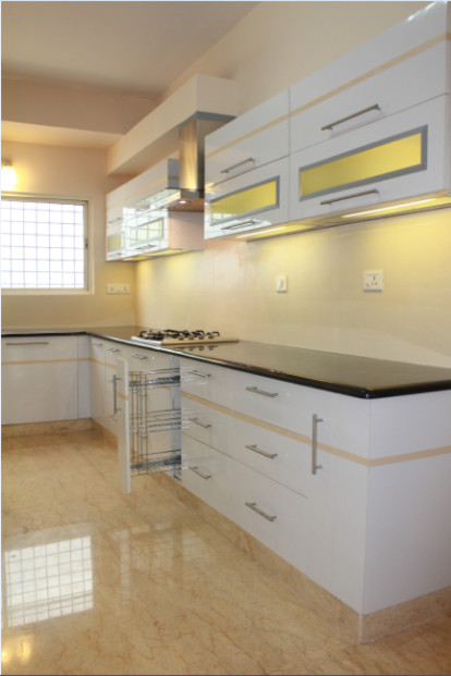 Flat In Bangalore Modern Kitchen Other Metro By