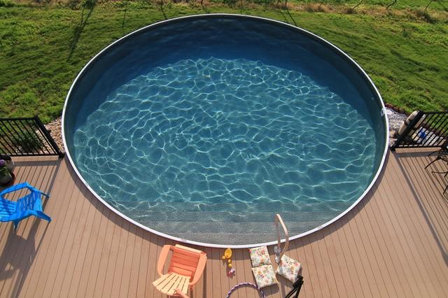 New Installations modern-pool