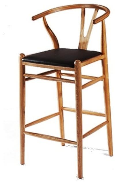 Woodstring Y Bar Chair By Mod Decor Contemporary Bar