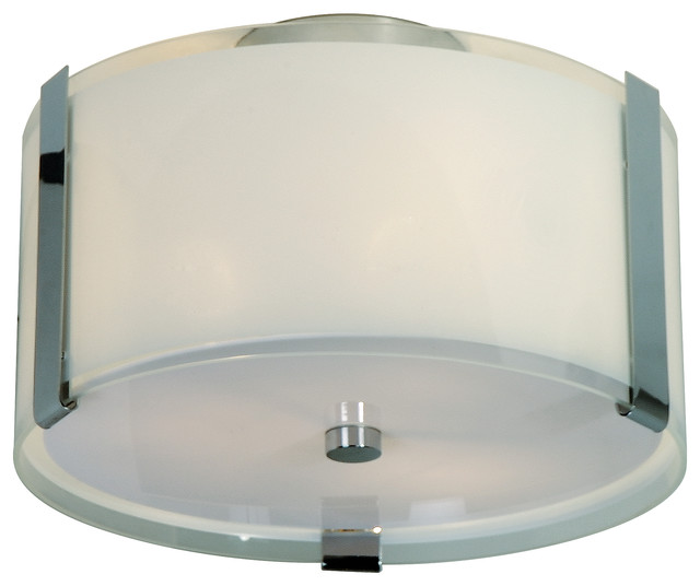 Apollo Flushmount, Small modern-flush-mount-ceiling-lighting