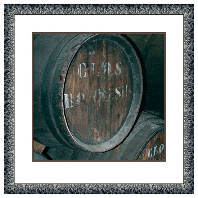 Big Fish Cellar V Wall Art contemporary-artwork