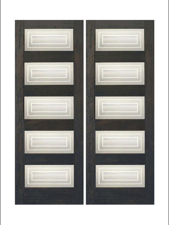 AAW Inc. - Contemporary Interior Rubi Doors -