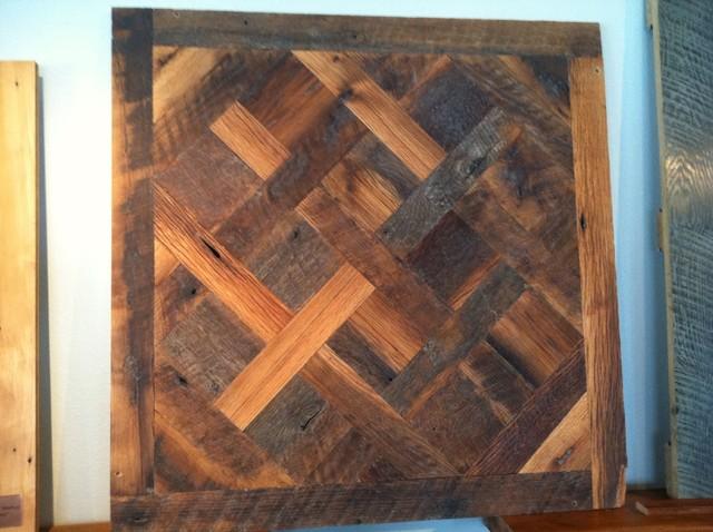 Versailles Reclaimed Oak Traditional Hardwood Flooring