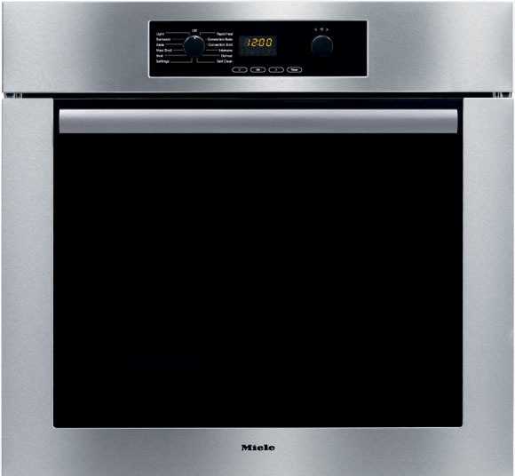 Miele Classic Series H4844BP - Modern - Ovens - by eliteappliance.com