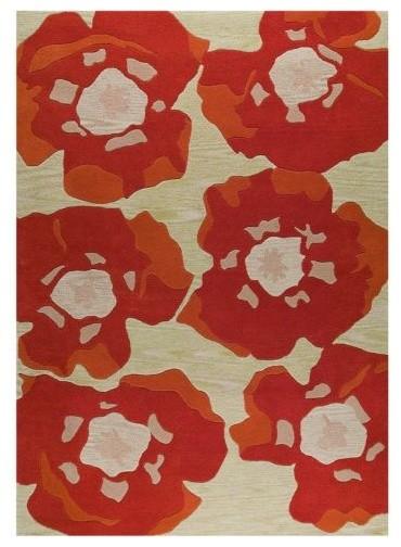 Poppy Rug By Mat The Basics Modern Rugs By Lumens