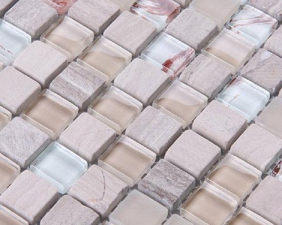 Glass stone mosaic kitchen backsplash tiles glass wall tiles SGMT021 - bathroom tile, glass mosaic tiles, glass mosaic kitchen backsplash tile, Glass Mosaic, glass mosaic backsplash tile, glass mosaic kitchen tile, glass mosaic tile, glass wall tiles, interior glass mosaic, interior stone tiles, kitchen tile, sto, stone and glass mosaic, stone and glass mosaic tile, stone backsplash tiles, stone blend glass mosaic, stone blend glass mosaic tiles, stone mix glass mosaic tiles, stone mix glass mosaic, stone mosaic tile, stone mosaic tiles, stone tile,