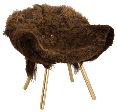 Woolly Chair eclectic-armchairs-and-accent-chairs
