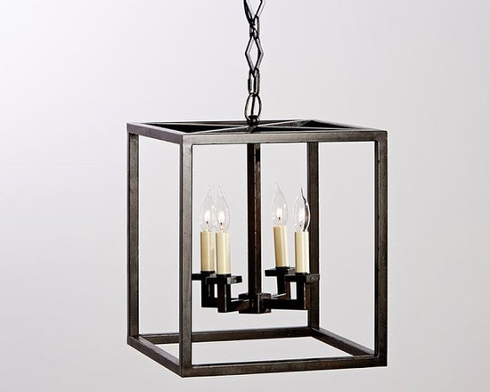 Talbot Indoor-Outdoor Lantern -