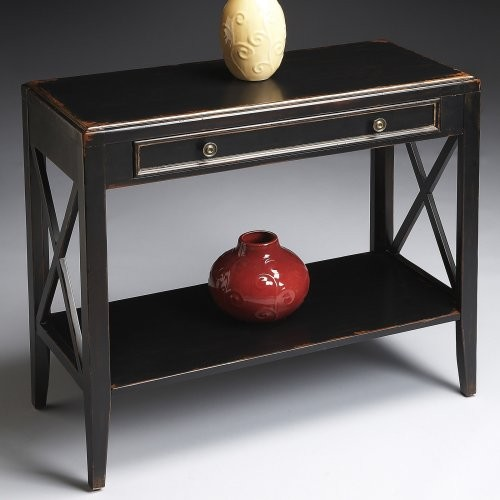 Butler Console Table 32H in. - Butler-loft contemporary-coffee-tables