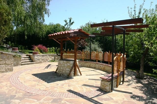 Business complex St. Nikola / Varna town, Bg eclectic-patio