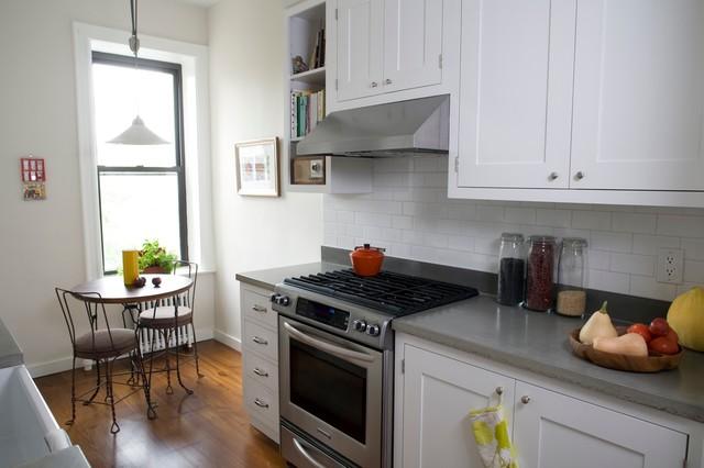 Concrete kitchen countertops modern-kitchen-countertops