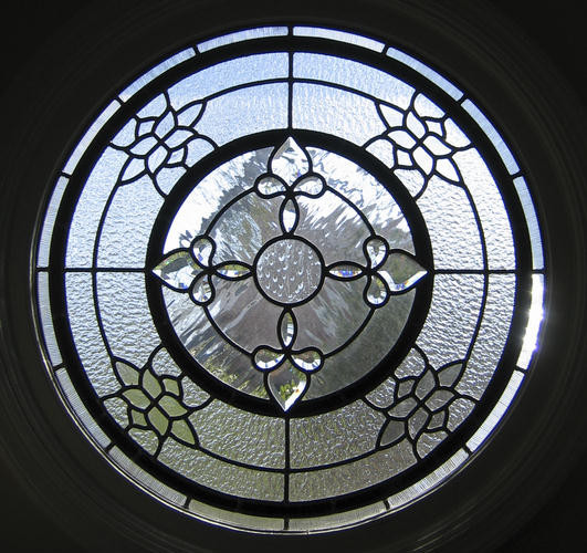 Stained Glass Collection - DbyD-8007 traditional-windows