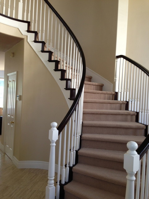 Portfolio Traditional Staircase Other Metro By