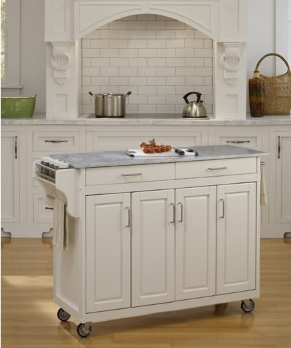 Create A Cart Kitchen Cart With Marble Top Modern Kitchen Islands And Kitchen Carts By Wayfair