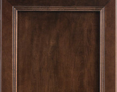 Dura Supreme Cabinetry Marquis Panel Cabinet Door Style traditional-kitchen-cabinets